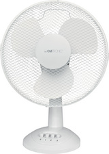 Code 600058, Désignation: Ventilateur de table. Diam. 30 cm. 3 Vitesses 40 WATTS